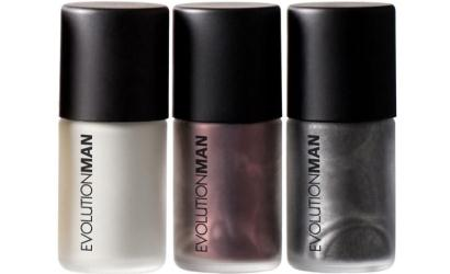 EVOLUTIONMAN launches nail polish for men
