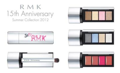 RMK celebrates 15th anniversary and launches new collection
