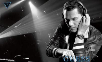 GUESS partners with Tiesto